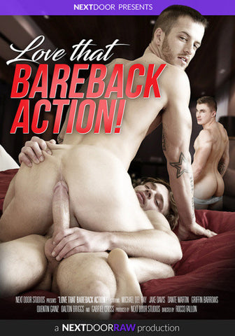 Love that Bareback Action!