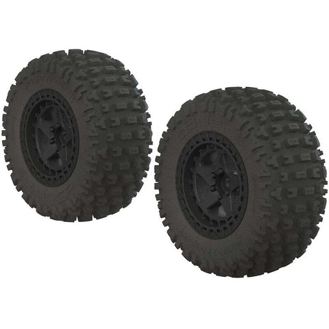 ARRMA DBOOT FORTRESS SC TIRES
