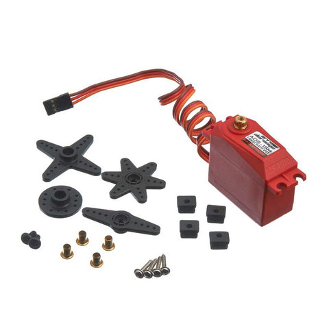 ARRMA ADS 15M V2 SERVO RED