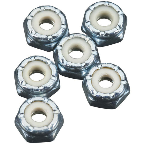 ASSOCIATED STEEL LOCKNUT 8-32