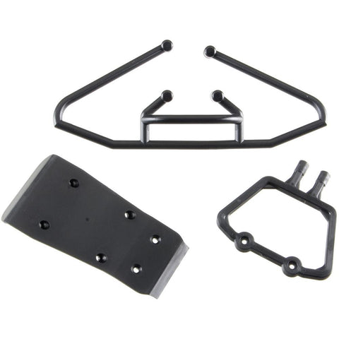 ASSOCIATED FRONT SKID BUMPER