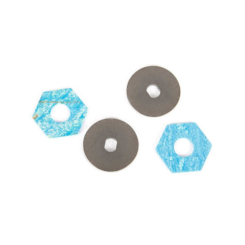 AXIAL SLIPPER PADS PLATES