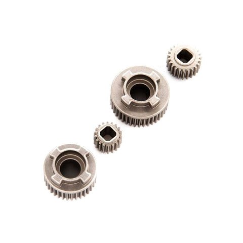 AXIAL TRANNY METAL DRIVE GEARS