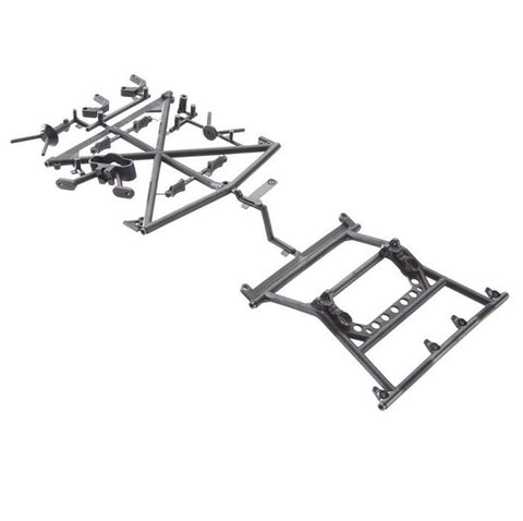 AXIAL Y-380 CAGE TOP RE/TIRE