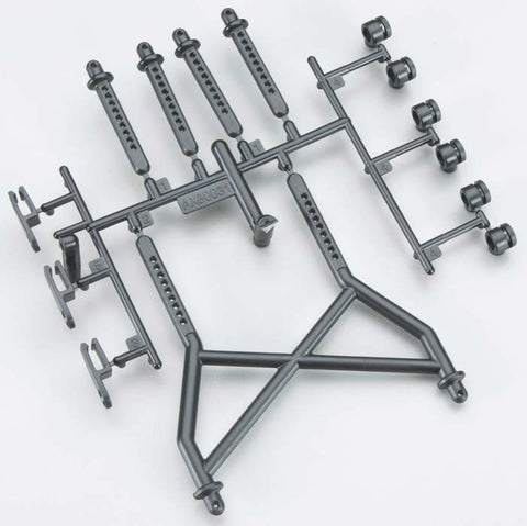 AXIAL BODY MOUNTS PART TREE