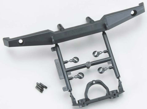 AXIAL SCX10 REAR BUMPER SET