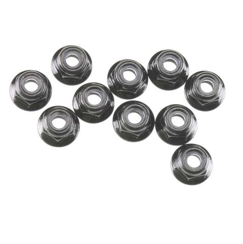 AXIAL 4MM LOCK NUT BLACK