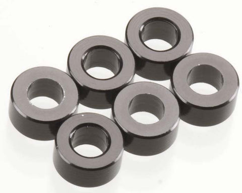 AXIAL SPACER 3X6MM GREY