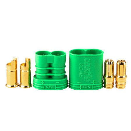 CASTLE 6.5MM BULLET GREEN
