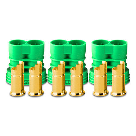 CASTLE 6.5MM CONNECTORS FEMALE