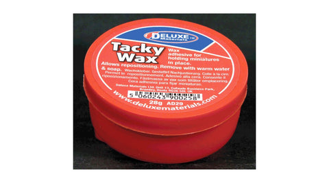 DELUXE TACKY WAX  28G