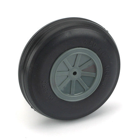DUBRO TREADED LITE WHEEL 4.5