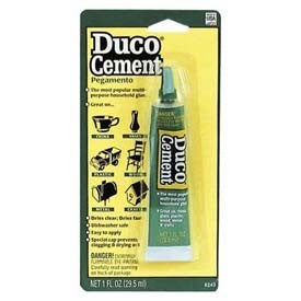 DUCO CEMENT TUBE 1OZ