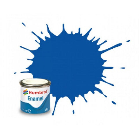 1/2OZ ENAMEL BLUE FRENCH GLOSS