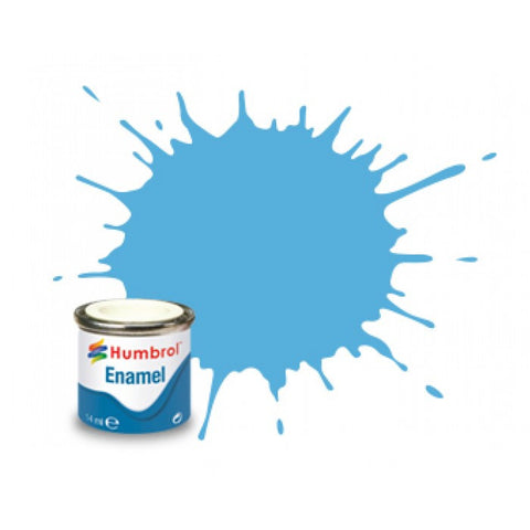 1/2OZ ENAMEL BLUE SEA GLOSS