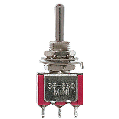 TOGGLE SWITCH SPDT 5AMP X1