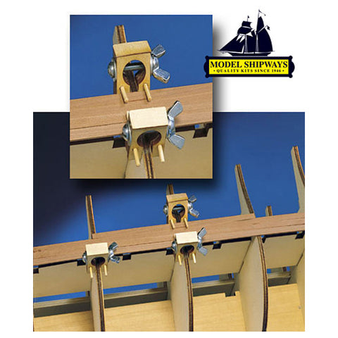 HULL PLANKING CLAMP 3/16""