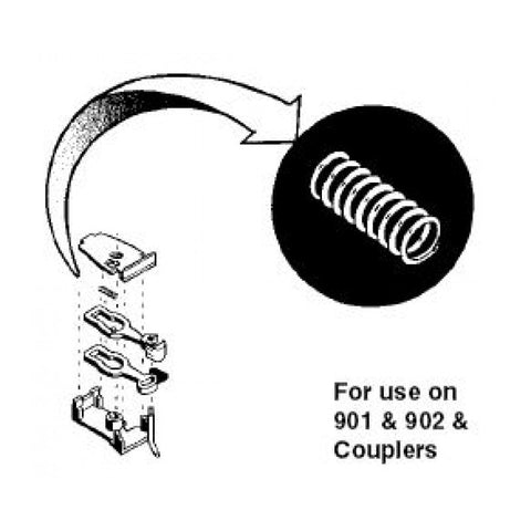Z CENTER COUPLER SPRINGS