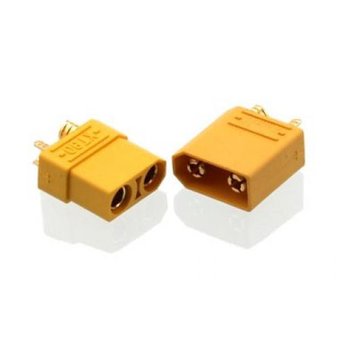 XT90 CONNECTOR PAIR (2)