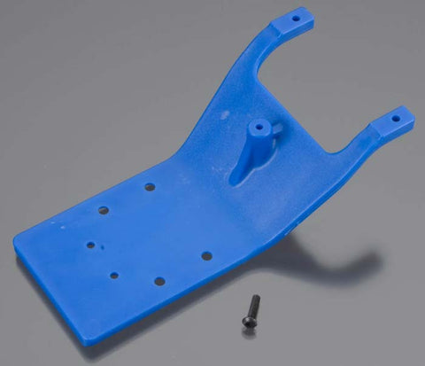 RPM REAR SKID PLATE SLASH BLUE