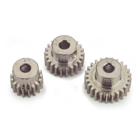 48 PITCH PINION GEAR, 17 TOOTH
