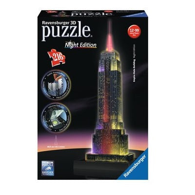 PUZZLE 3D EMPIRE NIGHT