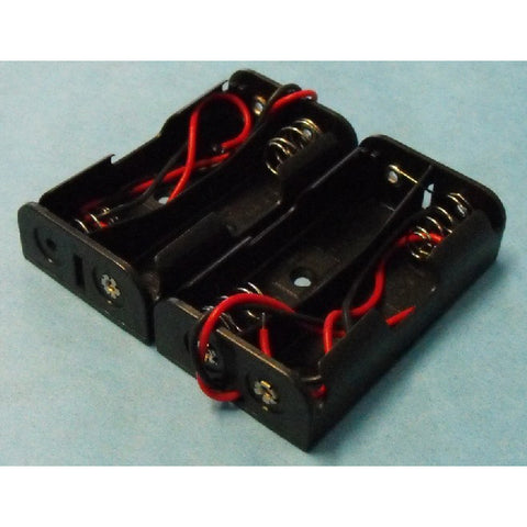 BATTERY BOX 2 DOUBLE A