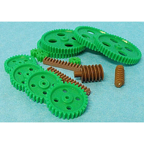ASSORTED LARGE MOTOR GEARS