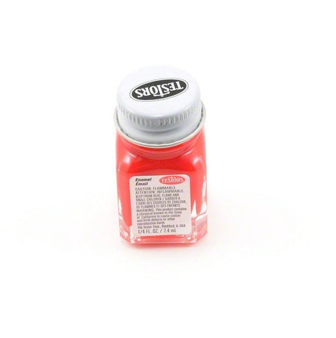 1/4OZ ENAMEL RED