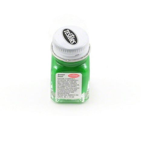1/4OZ ENAMEL GREEN