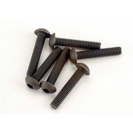 TRAXXAS 3X15MM BH SCREWS