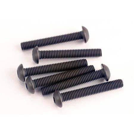 TRAXXAS 3X20MM BH SCREWS