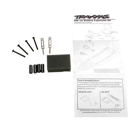 TRAXXAS BATTERY EXPANSION KIT