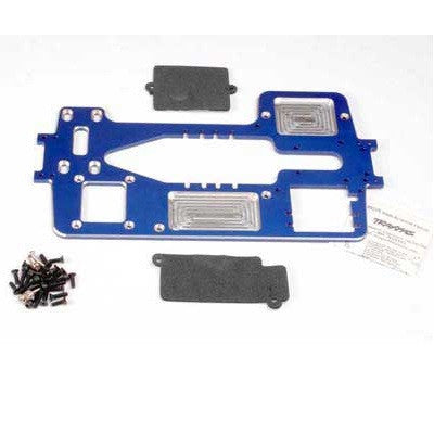 TRAXXAS MAX CHASSIS 4MM BILLET