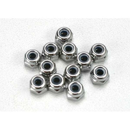 TRAXXAS LOCKNUTS 2.5MM REVO