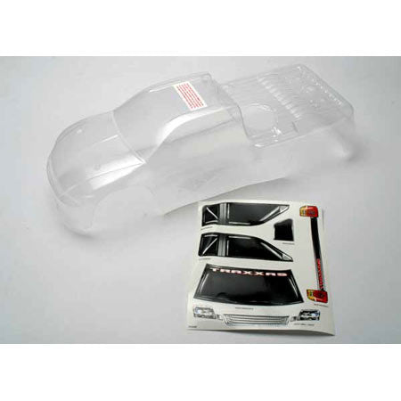 TRAXXAS BODY REVO CLEAR
