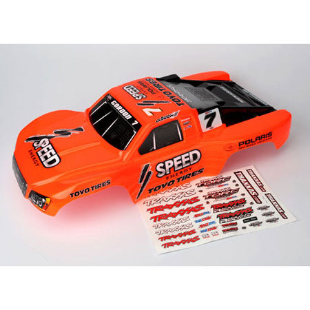 TRAXXAS SLASH BODY ROBBY