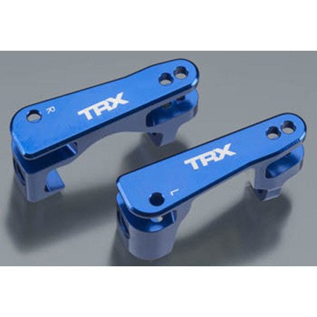 TRAXXAS 4X4 BLUE ALLOY CASTERS