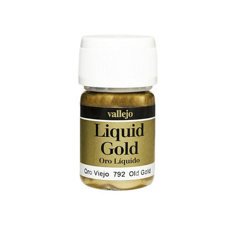 35ML #213 ACRYLIC GOLD OLD