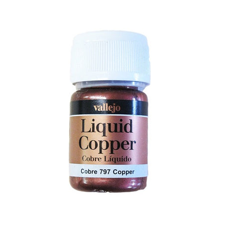 35ML #218 ACRYLIC COPPER