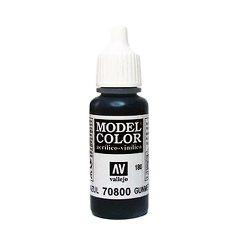 17ML #180 ACY BLUE GUNMETAL