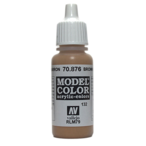 17ML #132 ACRYLIC BROWN SAND