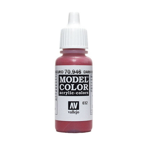 17ML #32 ACRYLIC RED DARK