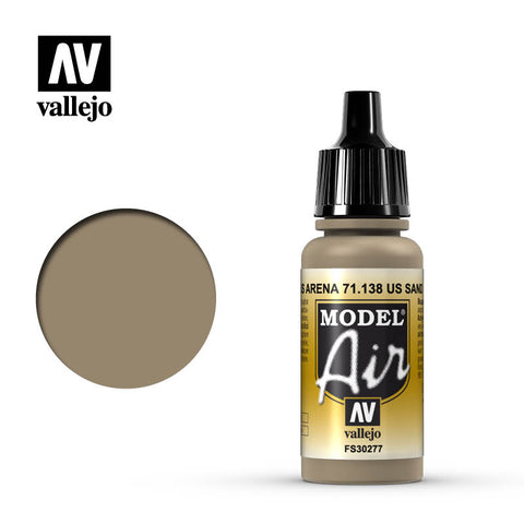 17ML  US SAND MODEL AIR