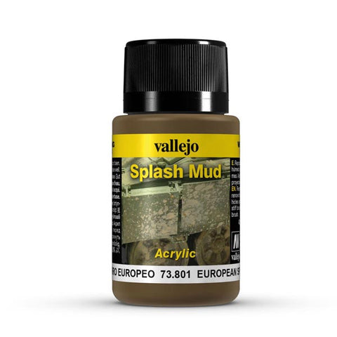 40ML EUROPEAN SPLASH MUD