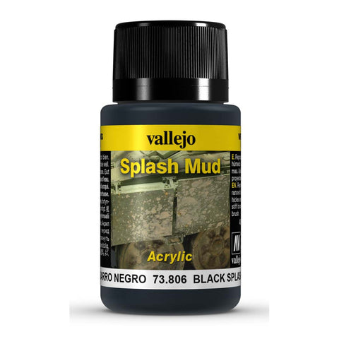 40ML BLACK SPLASH MUD