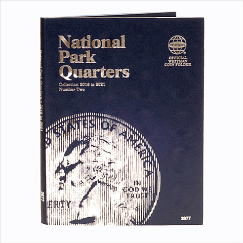 COIN HOLDER - NATIONAL PARKS 2