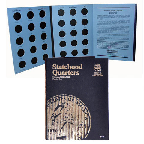 COIN HOLDER - STATE QUARTERS 2