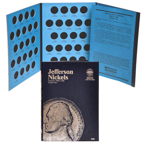 COIN HOLDER - JEFFERSON NICKEL