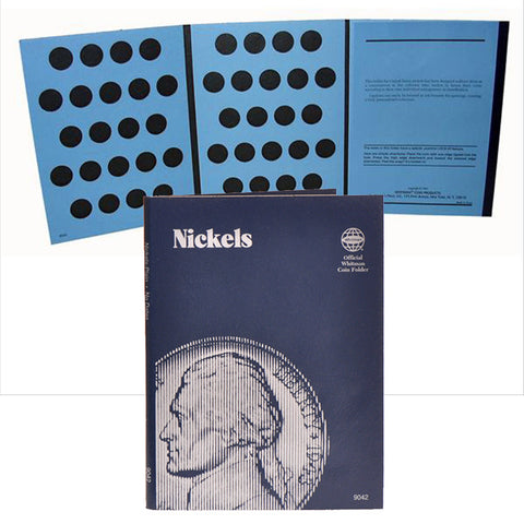 COIN HOLDER - NICKELS